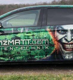 GlanzMATT.com Folientechnik