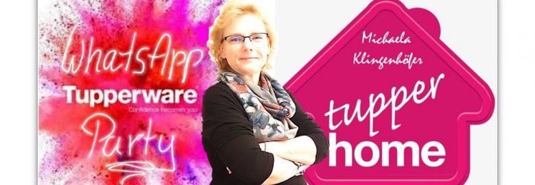 Michaela Klingenhöfer – Tupperware Party Manager