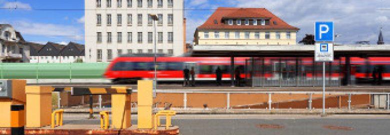 Park & Ride Anlage Nußallee