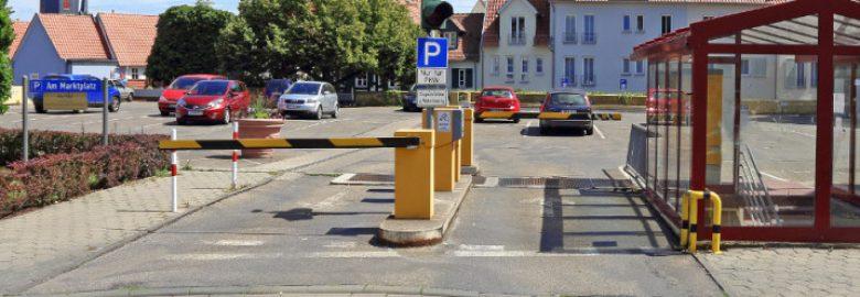 Parkhaus Marktplatz